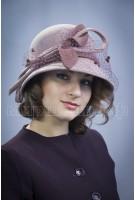 Шляпка фетровая Анеса