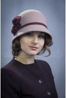 Шляпка фетровая Гретэль