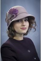 Шляпка фетровая Ловиза