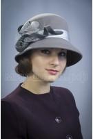 Шляпка фетровая Рашель
