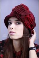 Шляпка фетровая Илана