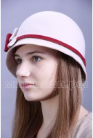 Шляпка фетровая Камея