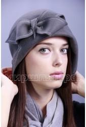 Шляпка фетровая Адели