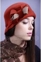 Шляпка фетровая Ларин