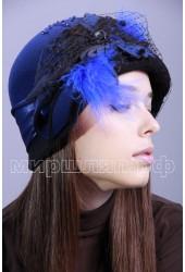 Шляпка фетровая Лайза