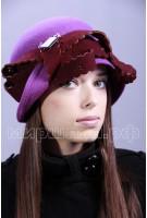 Шляпка фетровая Марилена