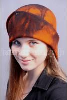 Шляпка фетровая Калина