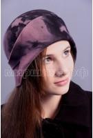 Шляпка фетровая Фейхоа