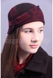 Шляпка фетровая Омела
