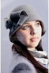 Шляпка фетровая Аллейка