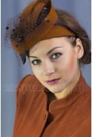 Вечерняя шляпка Регина