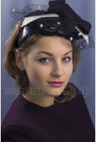 Вечерняя шляпка Риана