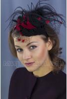 Вечерняя шляпка                                        Рина