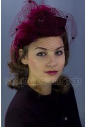 Вечерняя шляпка Рузалия