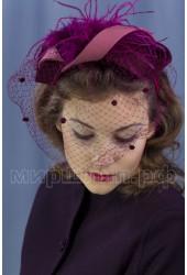 Вечерняя шляпка                        Рита