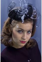 Вечерняя шляпка Рогнеда