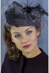 Вечерняя шляпка Русалина