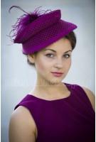 Коктейльная шляпка             Сабина