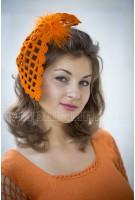 Вечерняя шляпка Полина