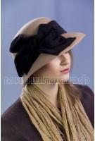 Шляпка фетровая Лаура
