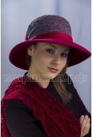 Шляпка фетровая Амира