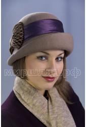 Шляпка фетровая Дайзи