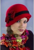 Шляпка фетровая Анигелла