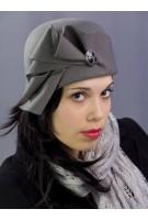 Шляпка фетровая Верина