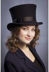 Шляпа фетровая Сати