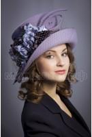 Шляпа фетровая Сания