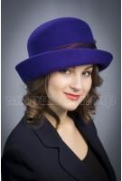 Шляпка фетровая