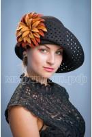 Шляпа фетровая Серафима