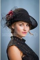 Шляпа фетровая Софья