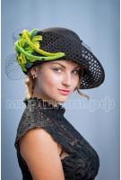 Шляпа фетровая Сабрина