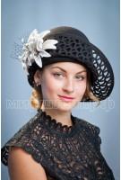 Шляпа фетровая Сандра