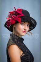 Шляпа фетровая Сильвия