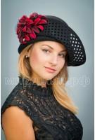 Шляпа фетровая Стефания