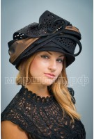 Шляпа фетровая Сара