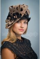 Шляпа фетровая Сусанна