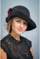 Шляпа фетровая Таисия