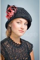 Шляпа фетровая Татьяна