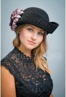 Шляпа фетровая Тора