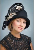 Шляпа фетровая Тамила