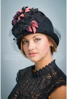 Шляпа фетровая Тереза
