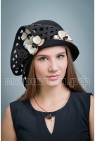 Шляпа фетровая Ульяна
