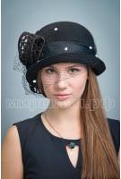 Шляпа фетровая Флорентина