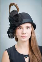 Шляпа фетровая Флориана