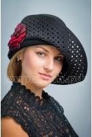 Шляпа фетровая Хилари