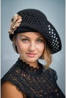 Шляпа фетровая Цецилия