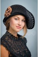 Шляпа фетровая Челси